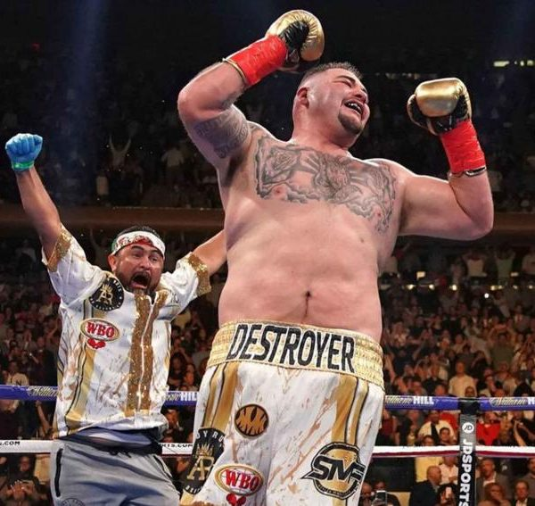 Andy Ruiz Jr. Wants To Rematch Joshua In Mexico